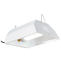 125W Complete Fluorescent Fixture System with Bulb