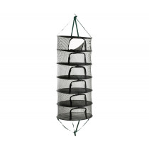 STACK!T Flippable Drying Rack With Zipper, 2 ft.