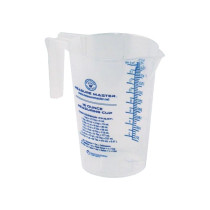 Measure Master Graduated Round Container 16 oz/500 ml