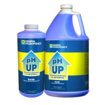 General Hydroponics pH Up Liquid