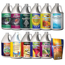 General Hydroponics FloraNova Nutrient Package