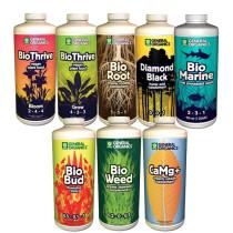 General Organics BioThrive Nutrient Package