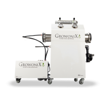 GrowoniX GX1000-Deluxe - 2000 GPD Deluxe Reverse Osmosis Filtration System