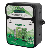Titan Controls Hades 2: Digital Recycle and Light Timer w/ High Temp Shut-Off