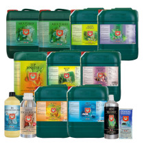House and Garden Hydroponic Nutrient Package