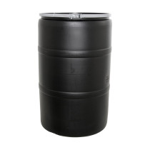 Active Aqua 55 Gallon Drum with Solid Lid and Lock