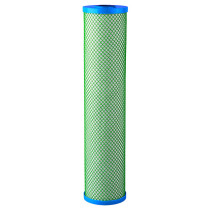 "Hydro Logic Big Boy Green Coconut Carbon Replacement Filter, 20"" X 4.5"""