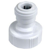 "Quick Disconnect 3/8"" X Garden Hose Adapter"
