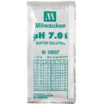 Milwaukee PH7 Solution, 20ml, case of 25