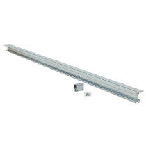 Light Rail 6' Add-A-Lamp Package (Trolley, Mounting Hardware, 6' Rail)