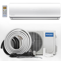 MRCOOL Oasis Hyper Heat Ductless Single Zone Mini Split Air Conditioner, 230V