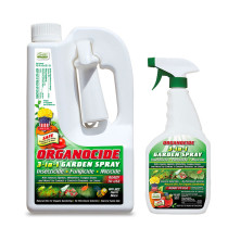 Organic Laboratories 3-in-1 Insecticide, Miticide, Fungicide Ready-To-Use