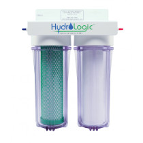 Hydro Logic Small Boy De-Chlorinator & Sediment Filter - 60GPH