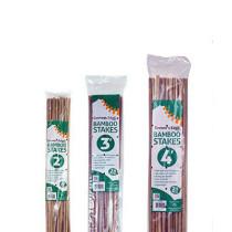 Grower's Edge Natural Bamboo Garden Stakes