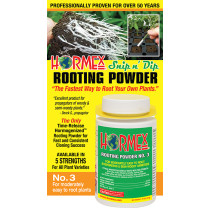 Hormex Snip'n Dip Rooting Powder #3, .75 oz.