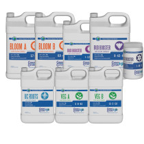 Cultured Solutions Grower's Nutrient Packs