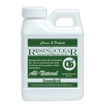 GreenBroz Resin Clear