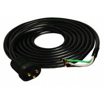 Hydrofarm Male UL Lock & Seal Cord, 16/3 600V
