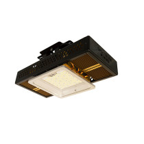 Spectrum King SK602 610 Watt LED Light, Black and Gold