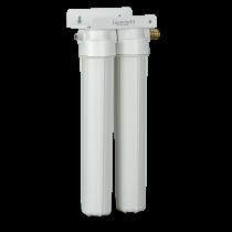 GrowoniX 2800 GPD Slim Scrub Dechlorinator and Sediment Filter System