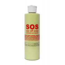 Sap Off Soap (SOS), 8oz