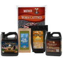 Mother Earth Compost Tea Bloom Nutrient Package