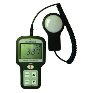 Hydrofarm Digital Light Meter (Footcandles)