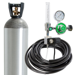 Active Air CO2 Enrichment Kit For Grow Tents & Rooms