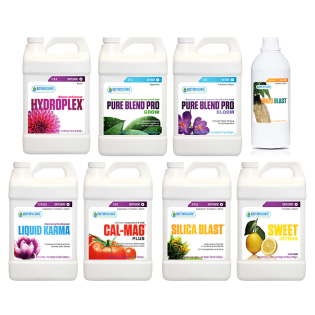 Botanicare Pure Blend Pro Hydro Nutrient Package