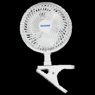 "Hurricane Classic Series Clip Fan, 6"""