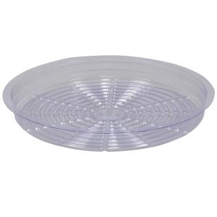 Gro Pro Premium Clear Plastic Saucer