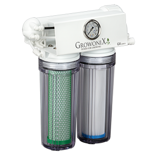 GrowoniX GX200 - 200 GPD Reverse Osmosis Filtration System