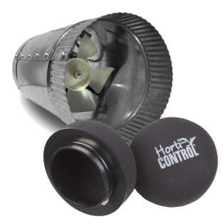 HBX Premium Grow Room HEPA Intake Ventilation Kit