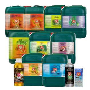House and Garden Soil Nutrient Package
