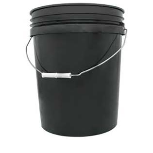Hydrofarm Black Buckets