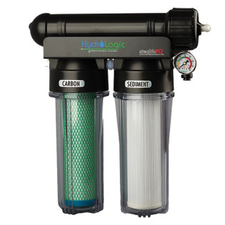 Hydro Logic Stealth-RO150 Reverse Osmosis Filter, 150 GPD