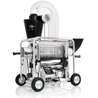 Twister T2S Trimming Machine with Trim Saver Vacuum