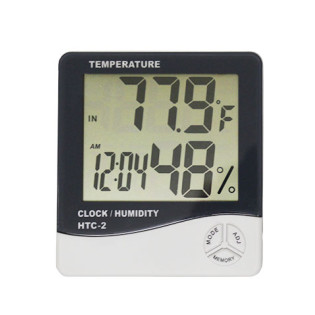 HBX Thermo-Hygrometer with LCD Display