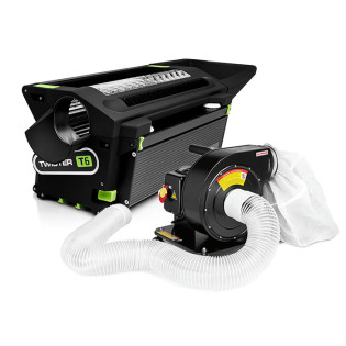 Twister T6 Trimming Machine with Leaf Collector Vacuum