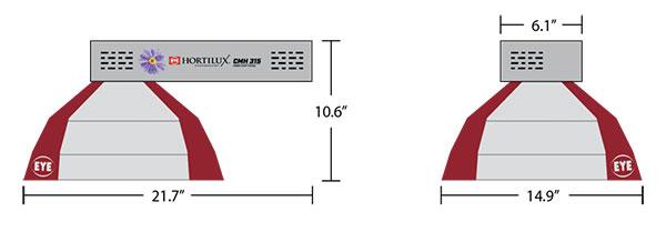 Fixture Dimensions