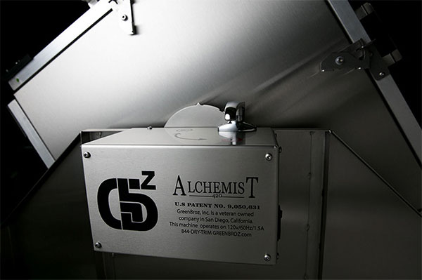 GreenBroz Alchemist 420 Dry Sift Tumbler