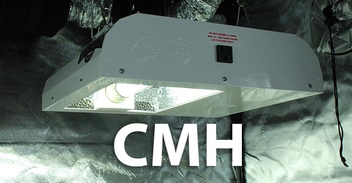CMH grow light