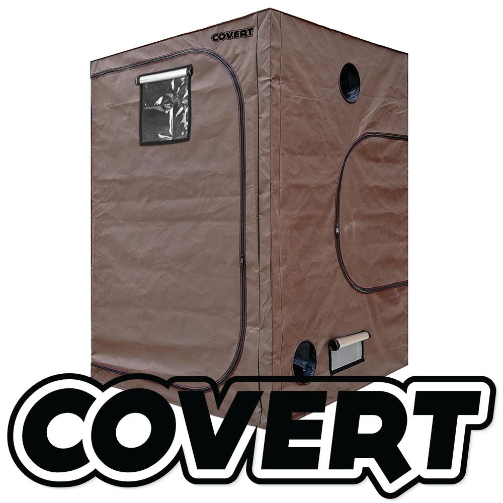 Covert 5' x 5' Grow Tent