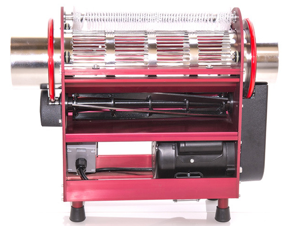 Small to medium size hobby growers can use the CenturionPro Tabletop Trimming Machine to harvest fast