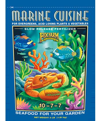 Marine Cuisine Bag