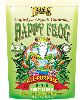Happy Frog All Purpose Bag