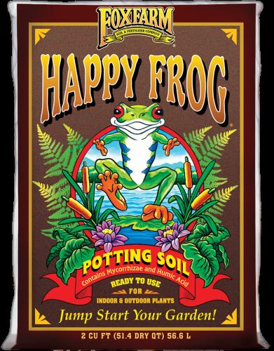 Happy Frog Bag