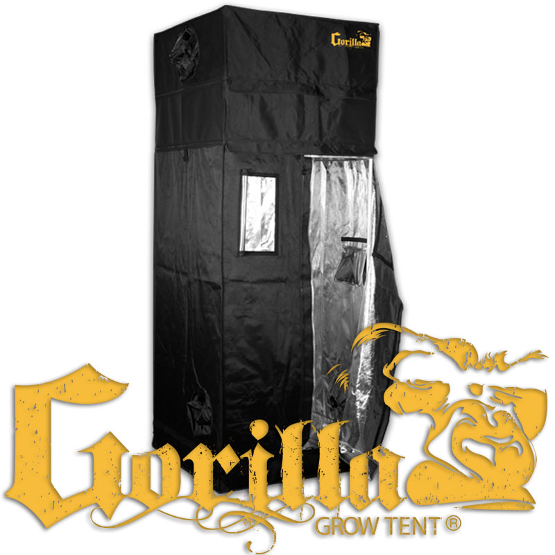 GGT 3' x 3' Grow Tent