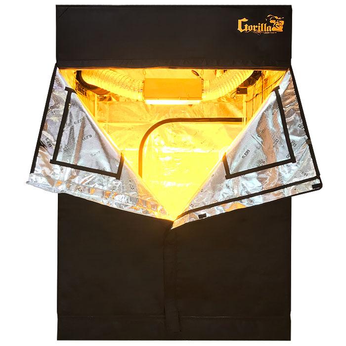 GGT 5' x 5' Grow Tent