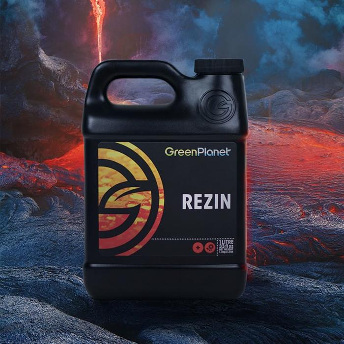 Rezin Brings Heat